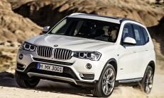2016 Yeni Kasa BMW X1 Fiyatları