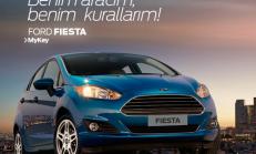 2014 Nisan Ayı Ford Fiesta ve Diğer Modellerde Kampanya