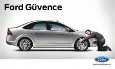 2014 Ford Güvence Hizmet Paketi Kampanyası