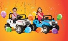 Toyota Çocuk Şenliği ve Test Sürüş Günleri Başlıyor
