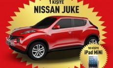 Vatan Computer Çekilişle Nissan Juke Kampanyası