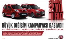 Fiat Mayıs Ayı Kampanyaları