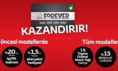 2014 Toyota Yaz Servis Günleri Kampanyası