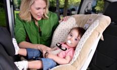 Araç İçi Bebek Koltuğu