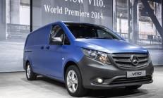 Mercedes Vito 2016 Select Güncel Fiyatları