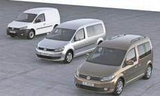 Volkswagen Caddy 2018 Güncel Fiyat Listesi