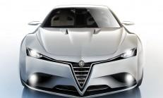 2015 Alfa Romeo Giulia 1.8 Motor İle Geliyor