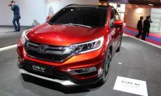 Honda CR-V Yıl Sonu Kampanyası