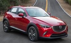 2016 Mazda CX-3 Fiyat Listesi