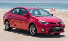 2015 Toyota Corolla Güncellenen Fiyat Listesi