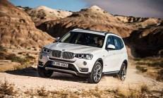 2015 BMW X3 Fiyatları