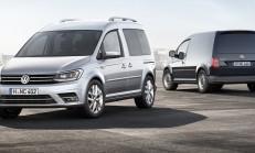 2016 Volkswagen Caddy Kasım Fiyatları