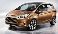 2015 Ford B-Max Güncellenen Fiyat Listesi