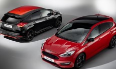 2016 Ford Focus Red-Black Edition İnceleme
