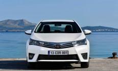 2017 Toyota Corolla Ağustos Fiyat Listesi