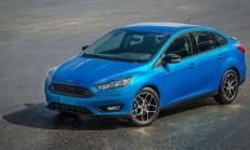 2016 Ford Focus Sedan Şubat Ayı Fiyatları