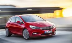 2016 Opel Astra Mayıs Ayı Fiyat Listesi