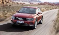 2017 Volkswagen Tiguan Nisan Fiyat Listesi