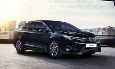 2017 Toyota Avensis Mart Fiyat Listesi