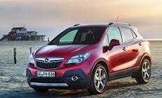 2016 Makyajlı Opel Mokka Güncel Fiyat Listesi
