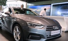 2017 Audi A5 İncelemesi