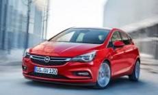 2017 Opel Astra Mayıs Fiyat Listesi