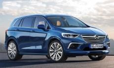 Opel Zafira Tourer Eylül Ayı Fiyatları