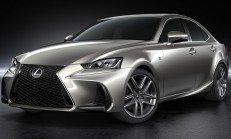 2017 Model Lexus Is 200t İnceleme