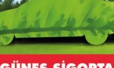 2014 Güneş Sigorta Yeşil Kasko Kampanyası