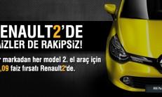 2014 Mart Ayı Renault 2.El Araç Kampanyası
