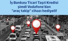 2014 İş Bankası Araç Takip Cihazı Hediye Kampanyası