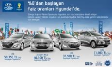 2018 Ağustos Ayı Hyundai Araç Kampanyaları
