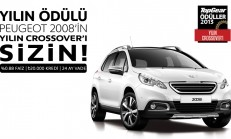 2014 Yeni Peugeot 2008 Crossover Kampanyası