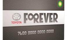 Toyota Forever Kart Avantajları