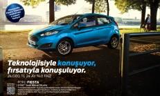 Ford Fiesta ve Diğer Modeller Kampanyası