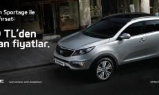 Yenilenen Kia Sportage Kampanyası