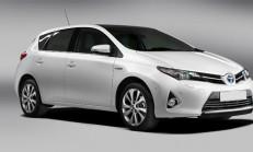 2016 Toyota Yeni Auris Modelleri ve Fiyatları