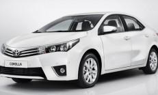 2017 Toyota Avensis Fiyat Listesi