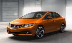 2015 Honda Civic Nisan Kampanyası