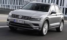Volkswagen Tiguan 2016 Ekim Fiyat Listesi
