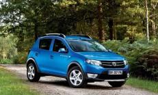 2016 Dacia Sandero Stepway Güncel Fiyat Listesi