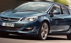 Opel Astra HB Fiyat Listesi