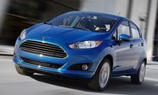 2015 Ford Fiesta Güncellenmiş Fiyat Listesi