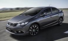 2016 Honda Civic Yeni Kasa İncelemesi