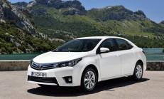 2015 Toyota Corolla Kasım Fiyatları