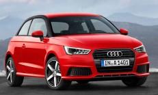 2015 Audi A1 Güncellenen Fiyatlar