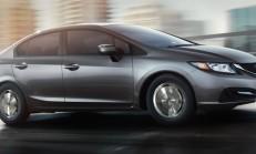 2015 Honda Civic Aralık Kampanyası