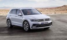 2016 Volkswagen Tiguan İncelemesi