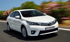 Yeni Kasa Toyota Corolla 2016 Fiyatları
