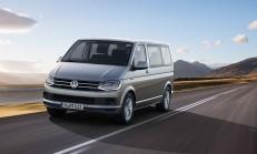 2017 Volkswagen Transporter Fiyat Listesi
